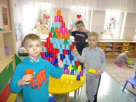 Eko-ferie ( i nie tylko) w przedszkolu