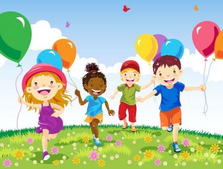Dzień Dziecka - życzenia :)